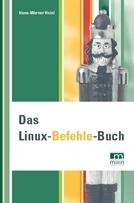 Cover von »Das Linux-Befehle-Buch«