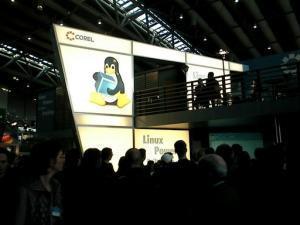 Corel präsentiert sich auf der CeBIT