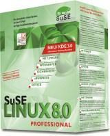 SuSE 8.0 ProfessionalQuelle: SuSE