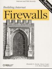 Cover von Building Internet Firewalls