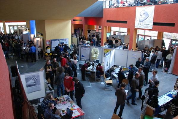 Chemnitzer Linux-Tage: Ort der Veranstaltung