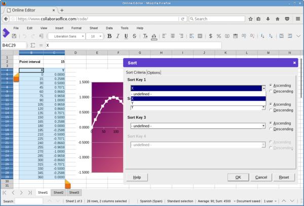 CODE 3.0 - Calc-Komponente mit Dialogen