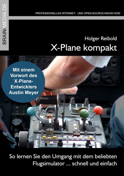 Cover von »X-Plane kompakt«