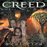 Cover des jüngsten Albums: Weathered