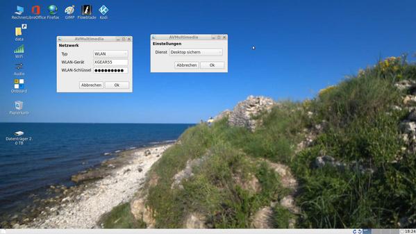 Desktop von AVMultimedia 2019/V