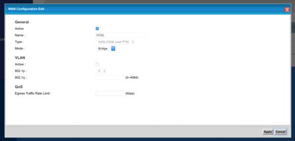 Router-Konfiguration