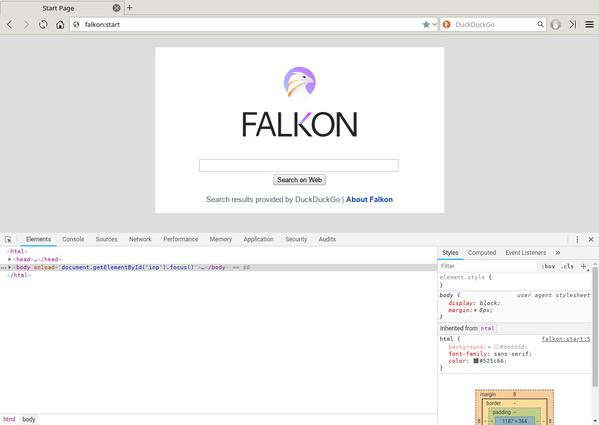Falkon 3.1