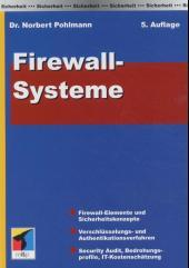 Cover von Firewall-Systeme