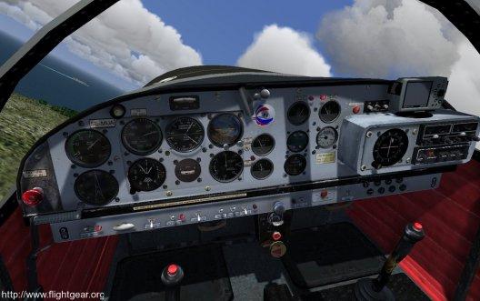 FlightGear 2.10
