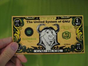 Ein GNU Buck