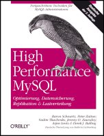 Cover von High Performance MySQL