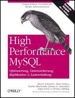 Cover von High Performance MySQL