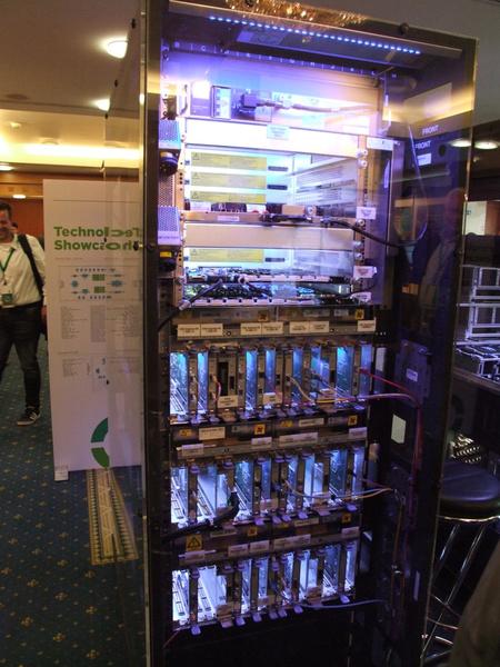 IBM LinuxOne Rack 1