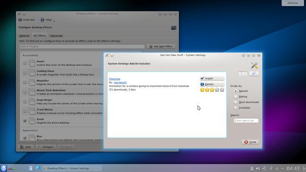 KWin in KDE SC 4.10