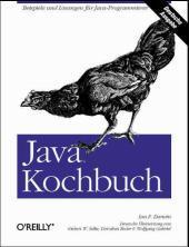 Cover von Java Kochbuch