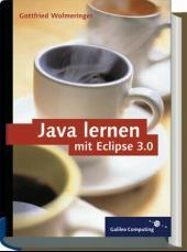 Cover von »Java lernen mit Eclipse«