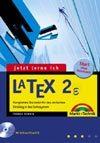 Cover von Jetzt lerne ich LaTeX 2e
