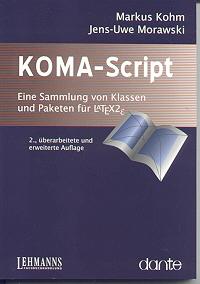 Cover von KOMA Script