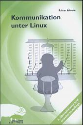 Cover von Kommunikation unter Linux