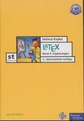 Cover von LaTeX Band 2 - Ergänzungen
