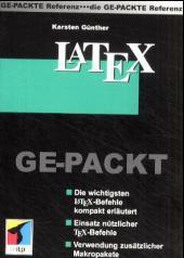 Cover von LaTeX GE-PACKT