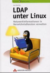 Cover von LDAP unter Linux