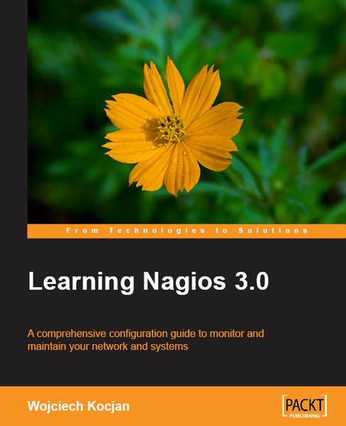 Cover von Learning Nagios 3.0