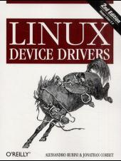Cover von Linux Device Drivers
