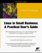 Cover von Linux in Small Business