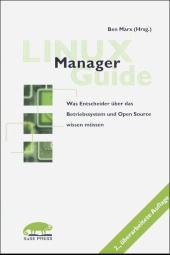 Cover von Linux Manager Guide
