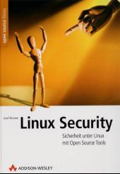 Cover von Linux Security