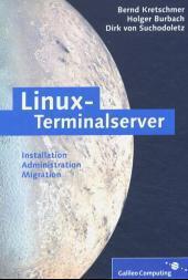 Cover von Linux-Terminalserver