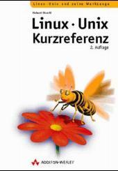 Cover von Linux-Unix-Kurzreferenz