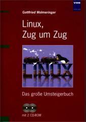 Cover von »Linux Zug um Zug«