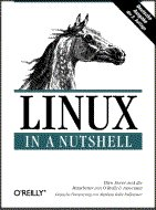 Cover von Linux in a Nutshell