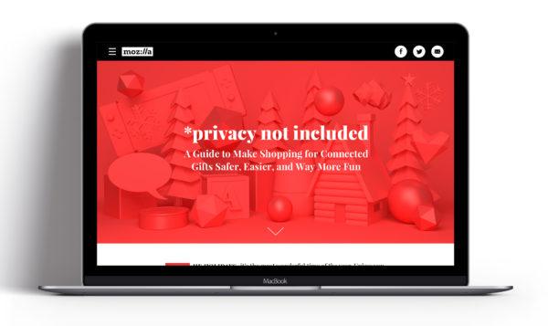 Mozillas Weihnachtsgeschenk-Leitfaden