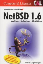 Cover von NetBSD 1.6