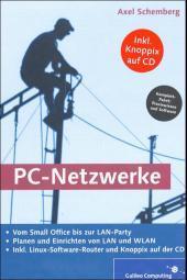 Cover von PC-Netzwerke