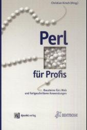 Cover von Perl für Profis