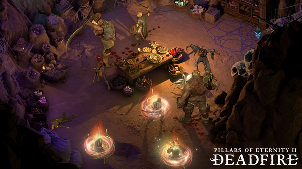 »Pillars of Eternity II« - Spielimpressionen