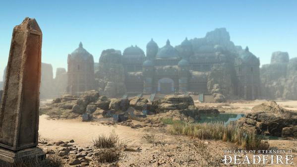 »Pillars of Eternity II« - Spielimpressionen