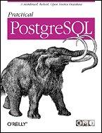 Cover von Practical PostgreSQL