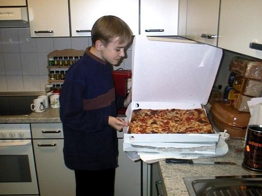 RvB und die PIZZA!!!