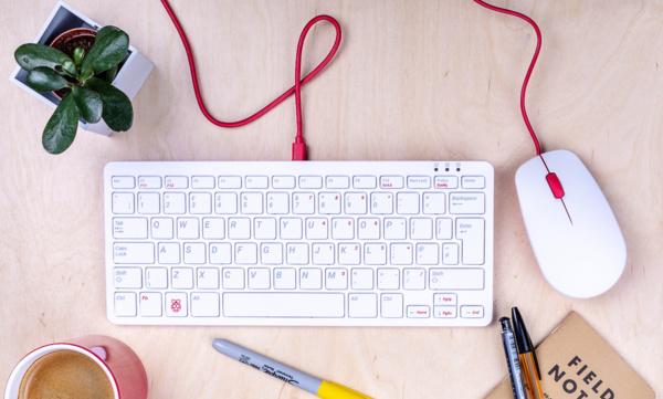 Raspberry Pi Maus und Tastatur