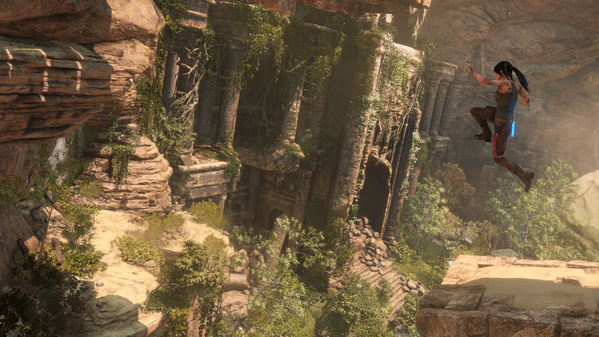 »Rise of the Tomb Raider«