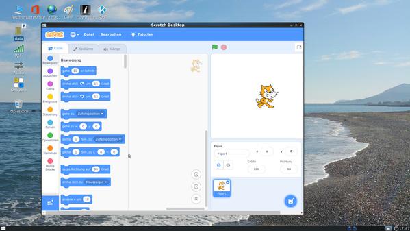 Scratch 3.0 Desktop in AVMultimedia 2019