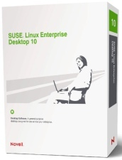 Suse Linux Enterprise Server 10