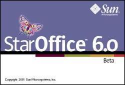 StarOffice6 Beta