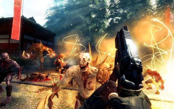 Spielszene aus »Shadow Warrior Special Edition«