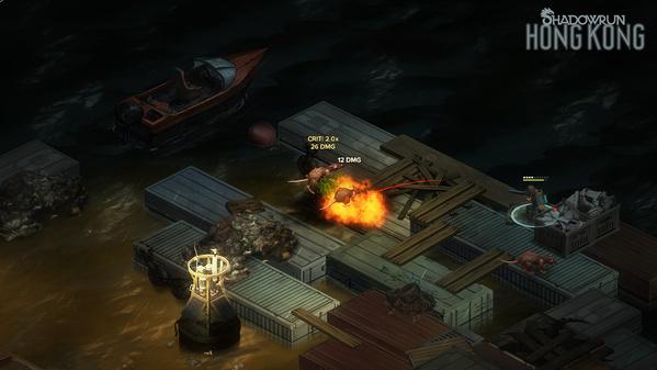 Spielszene aus »Shadowrun: Hong Kong«